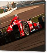 Verizon Indycar Series - 3 Canvas Print