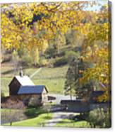 Vermont Beauty Canvas Print