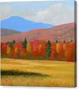 Vermont Haven Canvas Print