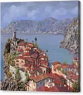 Vernazza-cinque Terre Canvas Print