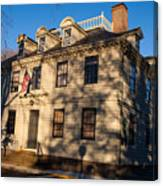 Vernon House Newport Rhode Island Canvas Print