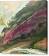 Vers La Tendresse Canvas Print