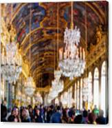 Versaille Assembly Canvas Print