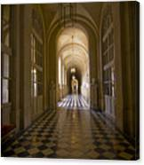 Versailles Passage Canvas Print