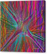 Vertical Challenge Canvas Print