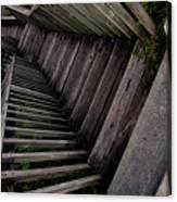Vertigo - Stairs To The Unknown Canvas Print