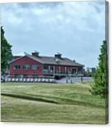 Vesper Hills Golf Club Tully New York 02 Canvas Print
