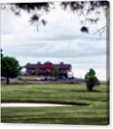 Vesper Hills Golf Club Tully New York 03 Canvas Print
