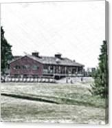Vesper Hills Golf Club Tully New York Pa 01 Canvas Print