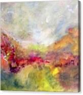 Vibrancy Canvas Print