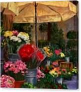 Vibrant Blooms Canvas Print