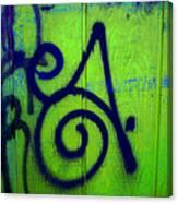 Vibrant City Canvas Print