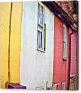 Vibrant Living Canvas Print