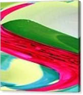 Vibrant Pattern Canvas Print