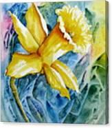 Vibrant Spring Canvas Print