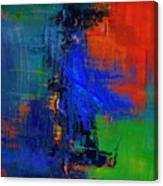 Vibration Canvas Print