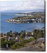 Victoria Coastline Canvas Print