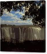 Victoria Falls, Zimbabwe Canvas Print