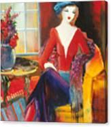 Victoria Marie Canvas Print