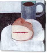 Victoria Sandwich  Canvas Print
