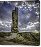 Victoria Tower Castle Hill Huddersfield 2 Canvas Print