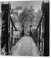 Victorian Bridge Canvas Print