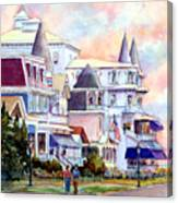 Victorian Cape May New Jersey Canvas Print
