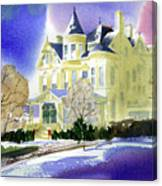 Victorian Holiday Canvas Print