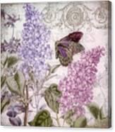 Victorian Romance II Canvas Print