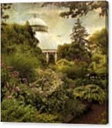 Victorian Spring Canvas Print