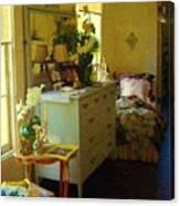 Victorian Sunshine Canvas Print
