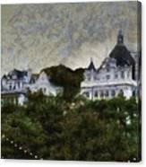 Victoria's Diamond Jubilee Canvas Print