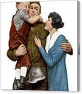 Victory Liberty Loan - World War One  Canvas Print