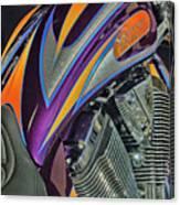 Victory Vegas Canvas Print