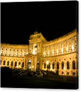 Vienna National Library Canvas Print
