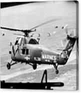 Vietnam War 1966 Canvas Print