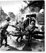 Vietnam War Canvas Print