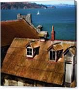 View From Alcatraz Canvas Print