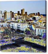 View From Alta Park Canvas Print