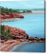 View From Cape Bear Canvas Print