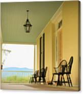 View From Cedar Grove Canvas Print