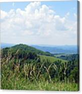 View From Copper Ridge Canvas Print