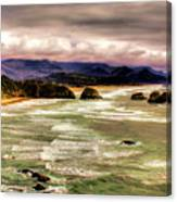 View From Ecola II Canvas Print