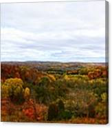 View From Kidder Road Canvas Print