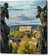View From Kuks Hospital - Czechia Canvas Print