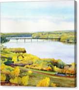 View From Lover's Leap Canvas Print