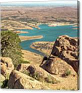 View From Mt Scott Canvas Print