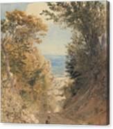 View From Rook's Hill, Kent Canvas Print