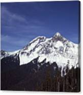 View Of Garibaldi Mountain Canvas Print