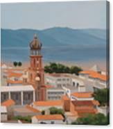 View Over Puerto Vallarta Canvas Print